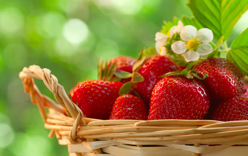 Aardbeien voordelen