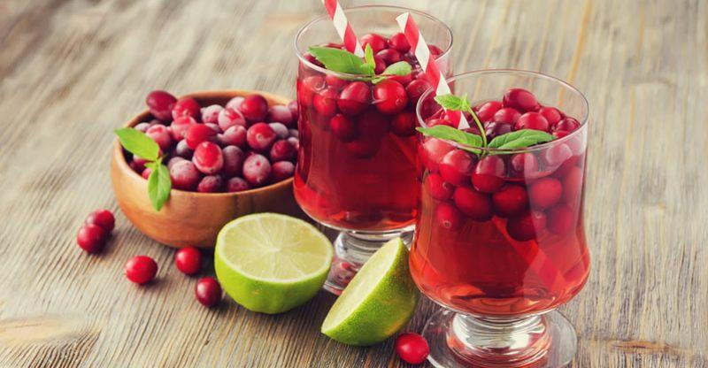 Cranberry gezond