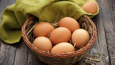 Eieren cholesterol