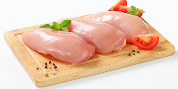 Eiwitrijk voedsel - kipfilet