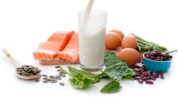 Eiwitrijk voedsel - lijst met eiwitrijk eten