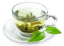 Groene thee ontstekingsremmende Voeding