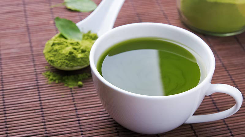Matcha thee - gezond10