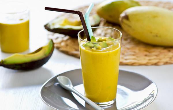 Mega Omega Smoothie - ontbijt smoothie