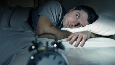 Slechtse voedingsmiddelen voor slapen