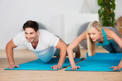Tabata workout HIIT