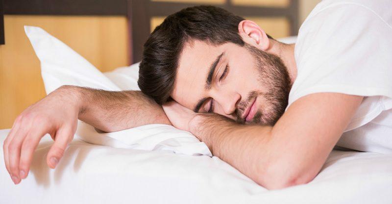Te weinig slapen afvallen
