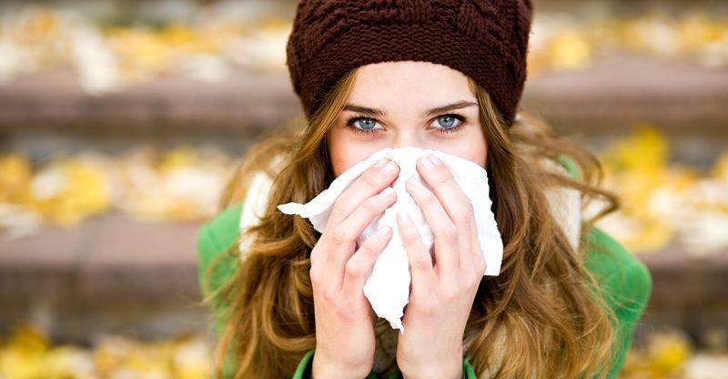 Verkoudheid voorkomen