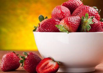 aardbeien gezond