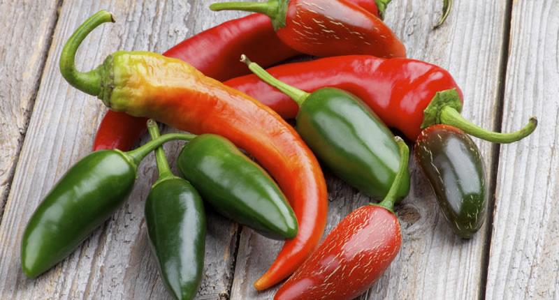 chilipeper gezond