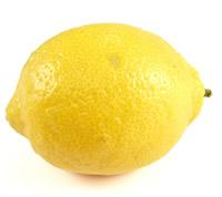 reinigen lever - citroen voor lever