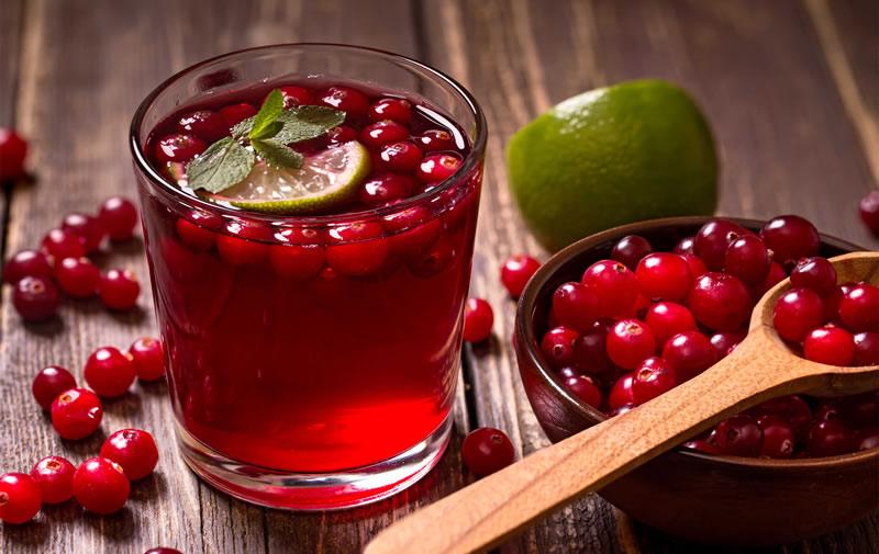 cranberrysap maken goed voor urineweginfecties