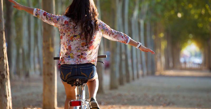 elke dag fietsen