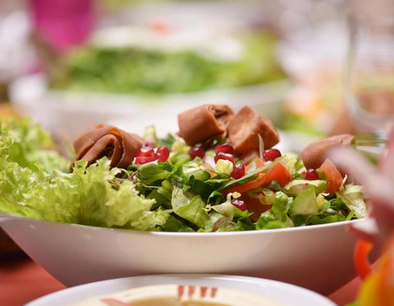 fattoush salade - gezond10