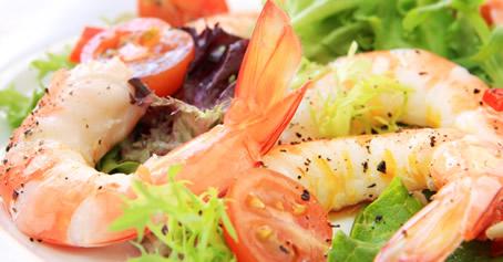garnalen-eiwitrijke-voeding.