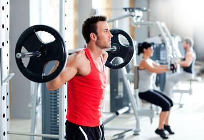 gewichten trainen om stofwisseling versnellen - gezond10