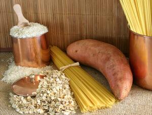 koolhydraten - ondergewicht