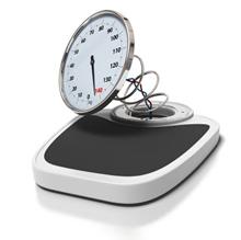 obesitas gewichtstoename zit sta bureau