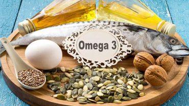omega 3 voeding lijst