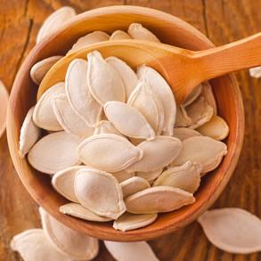 pompoenpitten - eiwitrijk eten