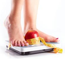 slapen en afvallen BMI