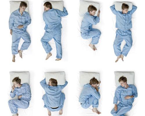 Slapen en slaaphouding beste manier om te slapen for Baby op zij slapen kussen