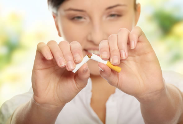 Voordelen stoppen met roken tips: voeding - gezond10