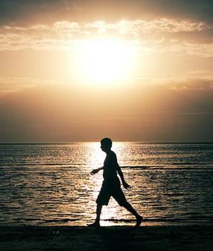 gezonde leefstijl - wandelen - gezond leven - gezondheid