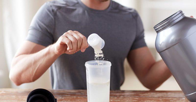 weipoeder - whey protein
